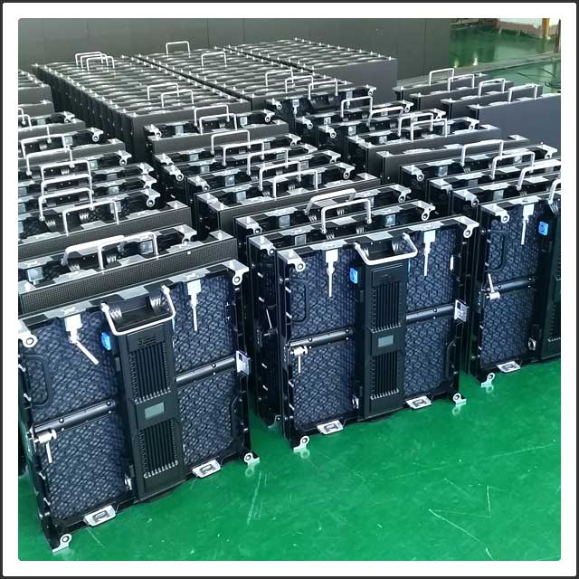 P3.91 LED Display Screen for Rental Market