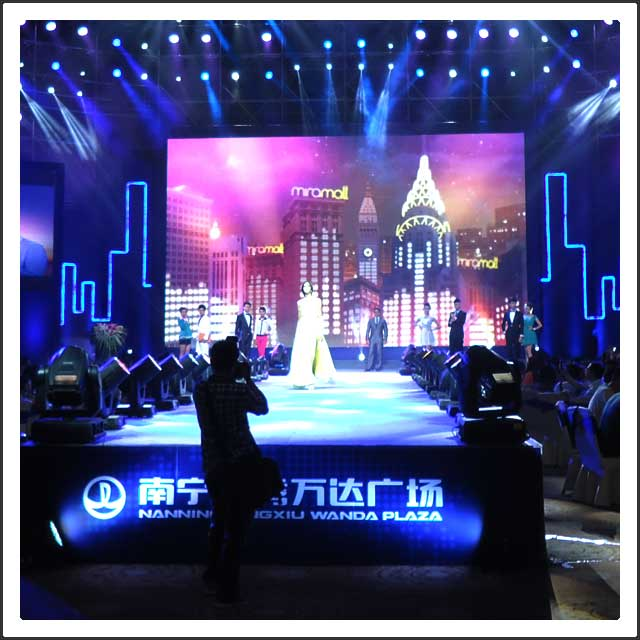P3 LED Display Panel for Stage, Events, Ceremony