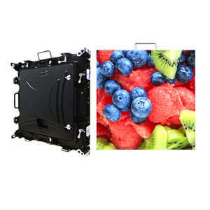 P3mm Outdoor 640x640mm Waterproof HD Rental LED Display Screen