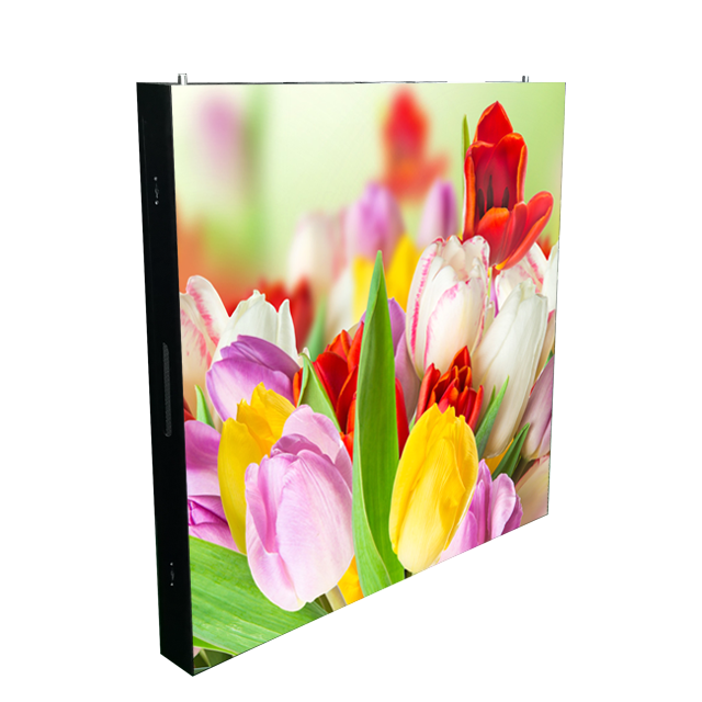 P2.5mm Indoor HD LED Display Backdrop Screen (front service & front installation)